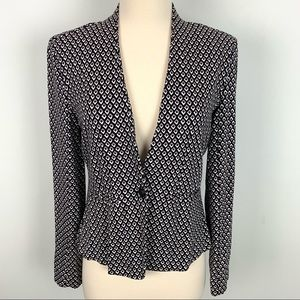 Simply Styled Soft Womens Blazer Medium Petite